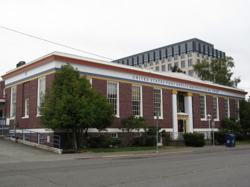 Bremerton Post Office