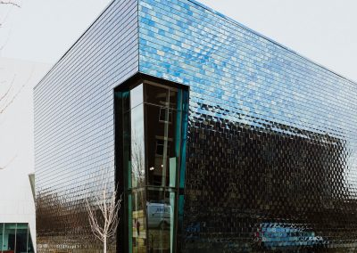 Bsu Fine Arts Building